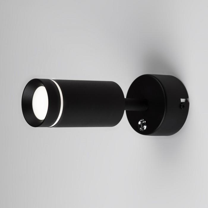 2Настенный светодиодный светильник 1005 Glory SW LED черный настенный светодиодный светильник