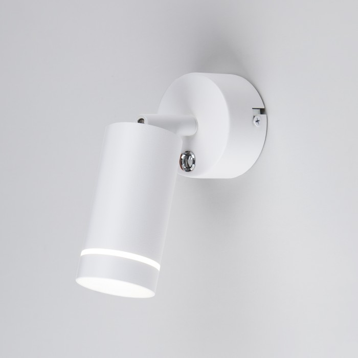 1Настенный светодиодный светильник 1005 Glory SW LED белый настенный светодиодный светильник