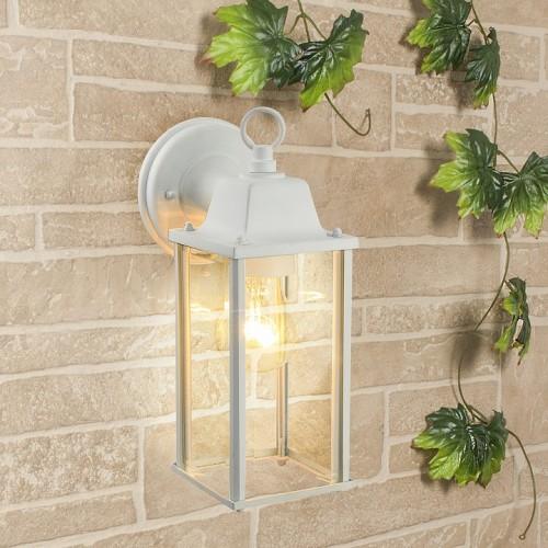 1008D Brick белый Электростандарт Уличный светильник