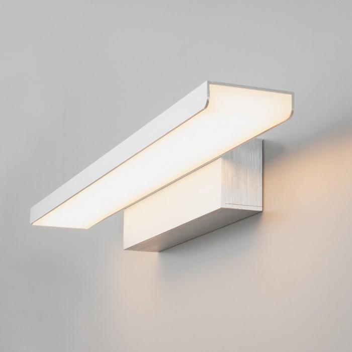 2Подсветка Sankara LED серебристая Elektrostandart