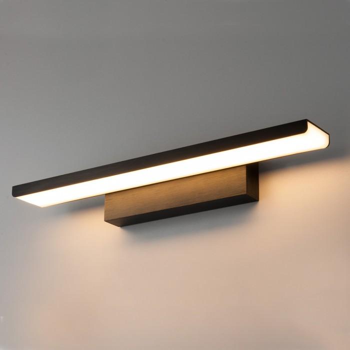 1Подсветка Sankara LED черный Elektrostandart