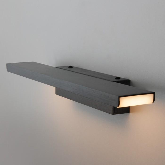 2Подсветка Sankara LED черный Elektrostandart