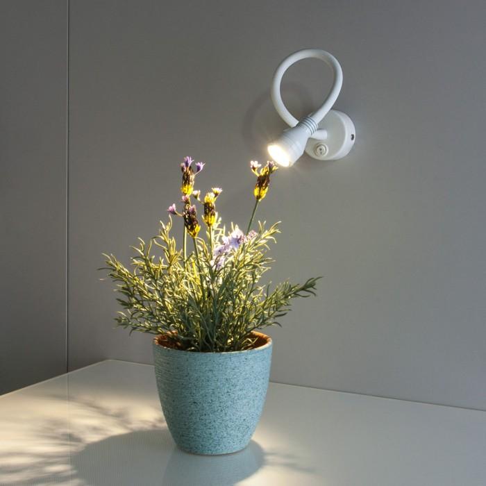 21030 Kord LED белый Гибкий светодиодный светильник