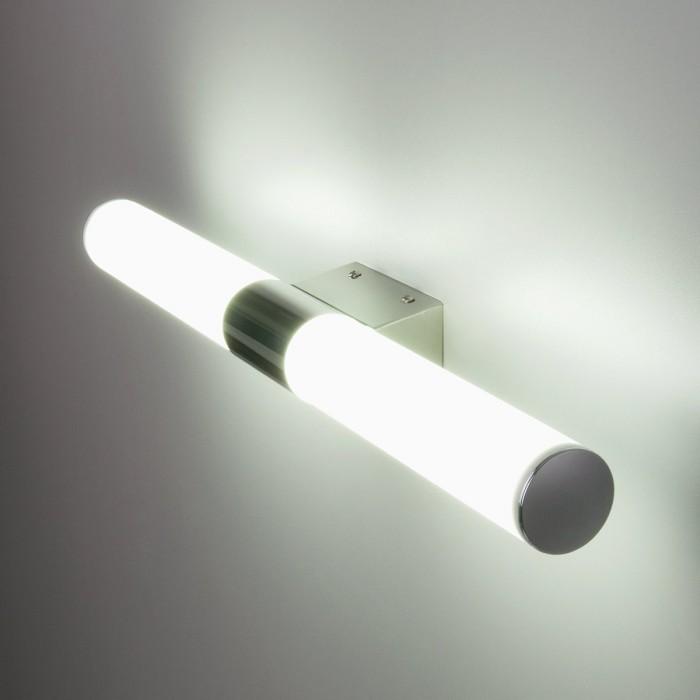 2Настенный светодиодный светильник 1005 Venta Neo LED хром