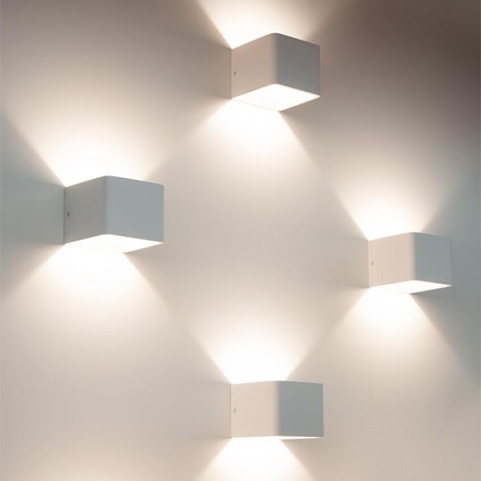 2Настенный светодиодный светильник 1060 Corudo белый Elektrostandart