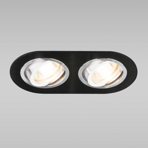 1061/2 MR16 BK черный Электростандарт Алюминиевый точечный светильник