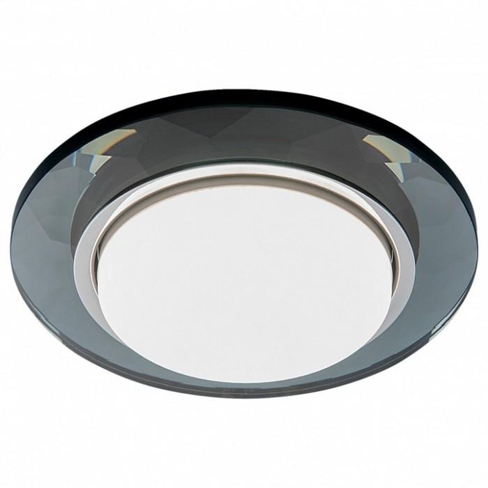 1Встраиваемый светильник 1061 серый