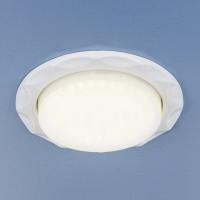 1064 GX53 WH белый Электростандарт Встраиваемый светильник