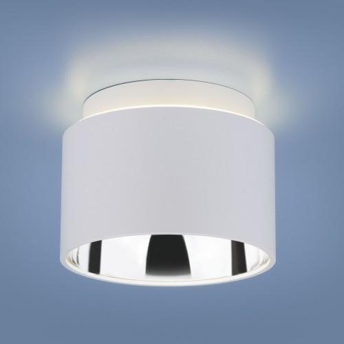 1069 GX53 WH белый матовый Накладной потолочный светильник Электростандарт