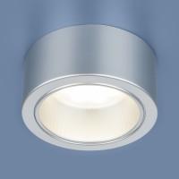 1070 GX53 SL серебро Накладной точечный светильник Электростандарт