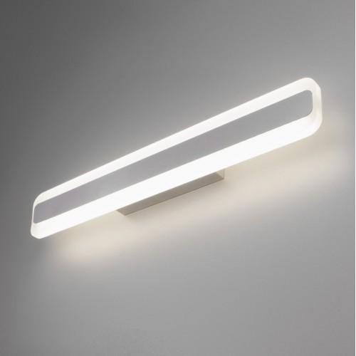 1085 Ivata LED хром Настенный светодиодный светильник Электростандарт