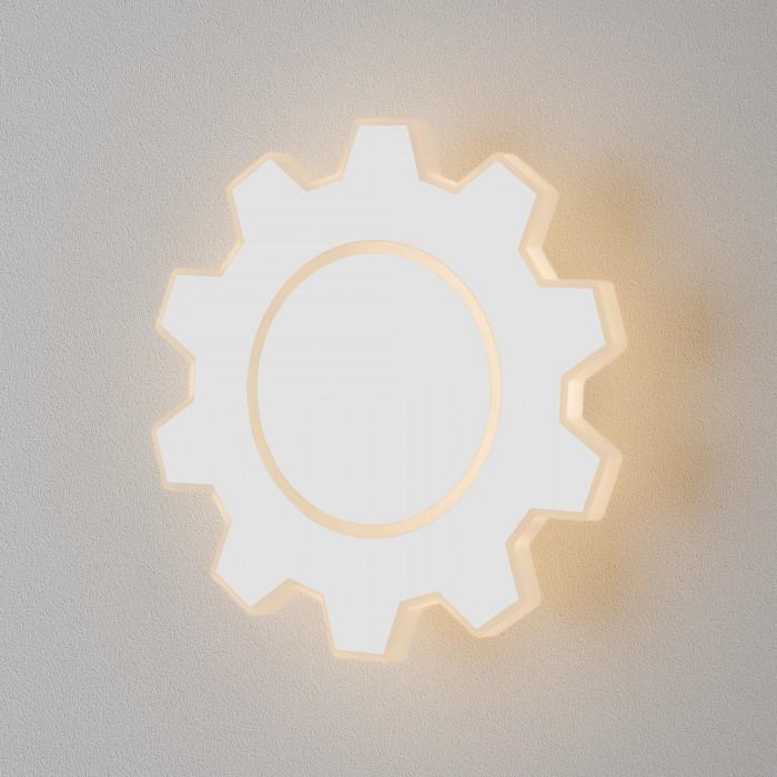 1Gear L LED белый Настенный светодиодный светильник