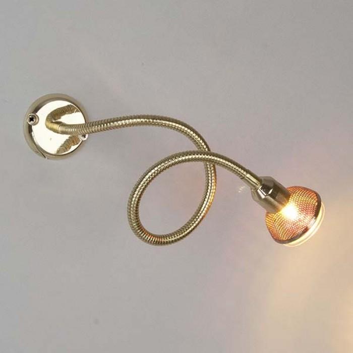 1Настенный светильник 1214 MR16 золото Elektrostandart