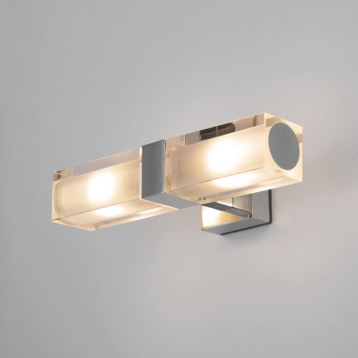 2Влагостойкий настенный светильник 1228 Duplex Электростандарт