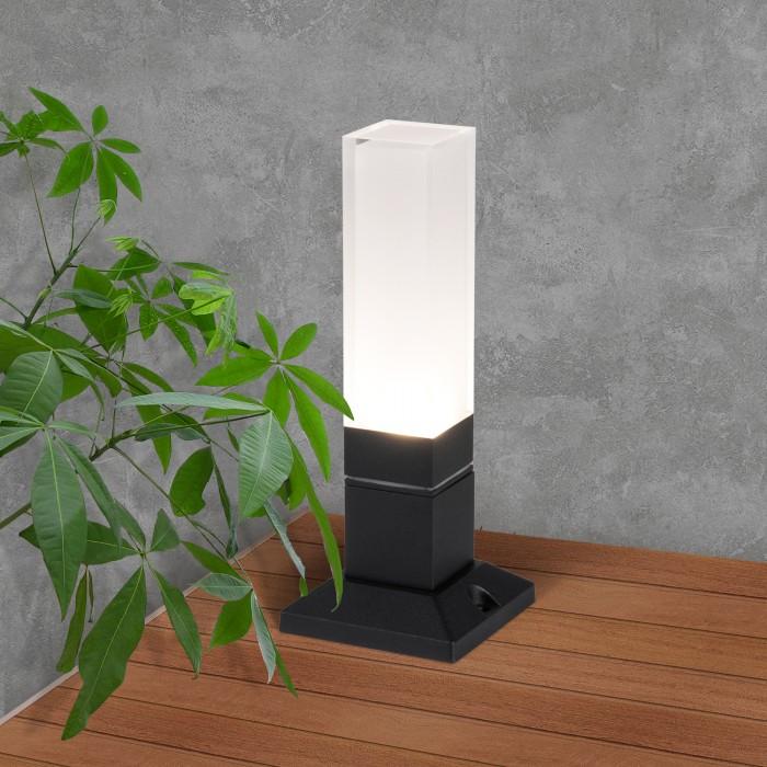 11536 TECHNO LED черный Уличный ландшафтный светодиодный светильник IP54