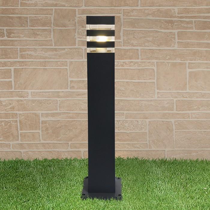21550 TECHNO черный Ландшафтный светильник IP54