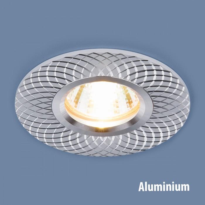12006 MR16 WH белый Алюминиевый точечный светильник