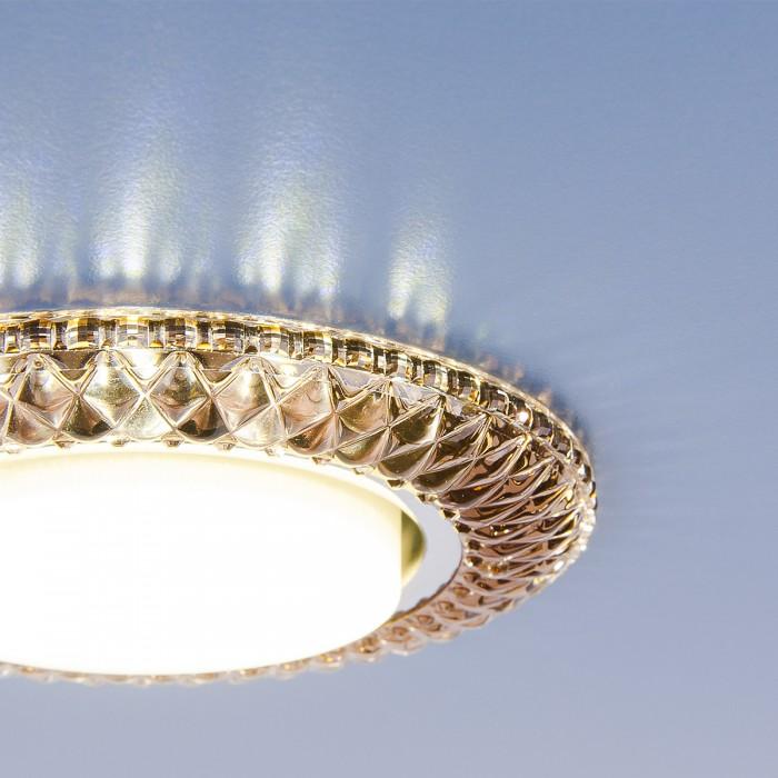 23020 GX53 GC тонированный Точечный светильник со светодиодами