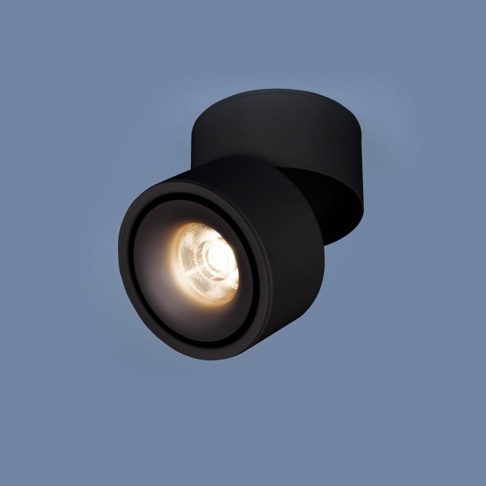 1DLR031 15W 4200K Светильник светодиодный черный