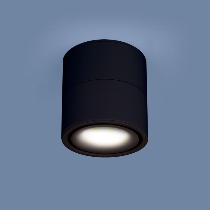 2DLR031 15W 4200K Светильник светодиодный черный