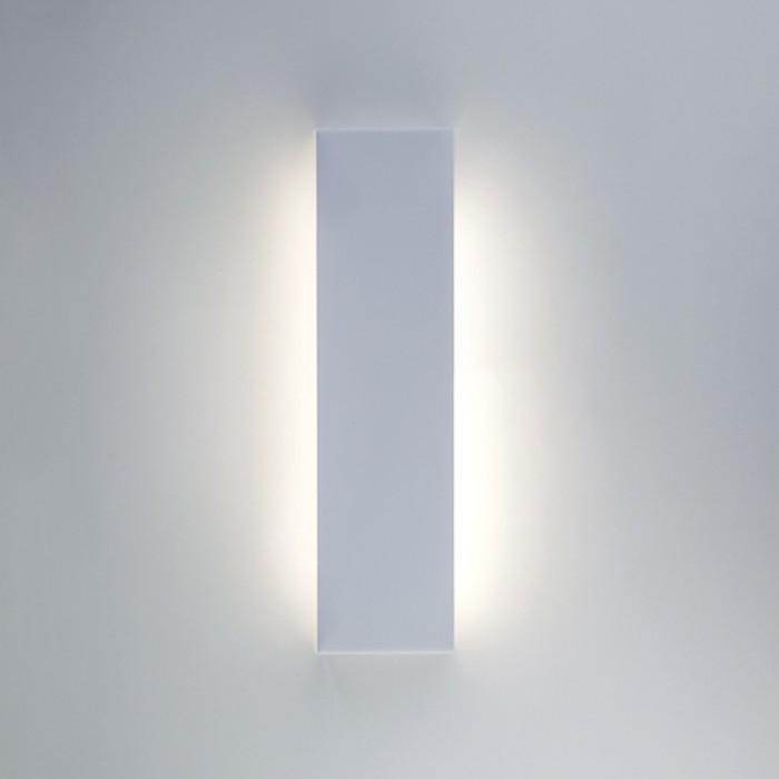 1Настенный светодиодный светильник 40131/1 белый Elektrostandart