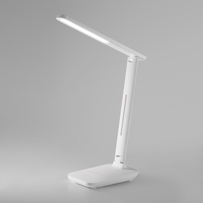 1Светодиодная настольная лампа TL80960 Электростандарт белого цвета