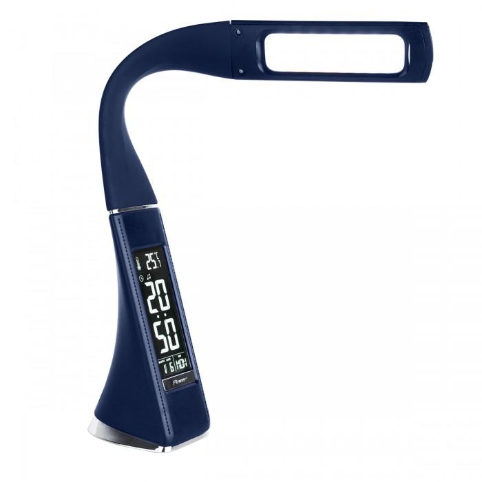 2TL90220-светодиодная настольная лампа Elara синего цвета