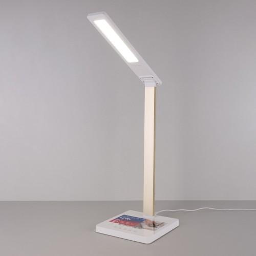 TL90510 белый/золотой Настольный светодиодный светильник Lori