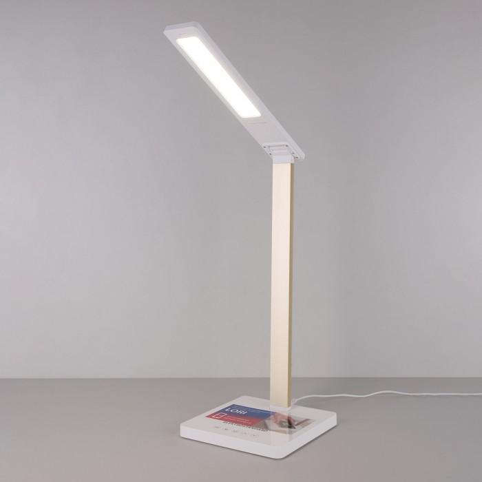 1TL90510 белый/золотой Настольный светодиодный светильник Lori