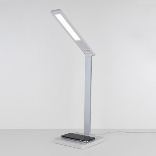 TL90510 белый/серебряный Настольный светодиодный светильник Lori