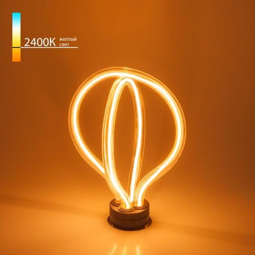 BL151 8W 2400K Светодиодная лампа Arti filament Электростандарт