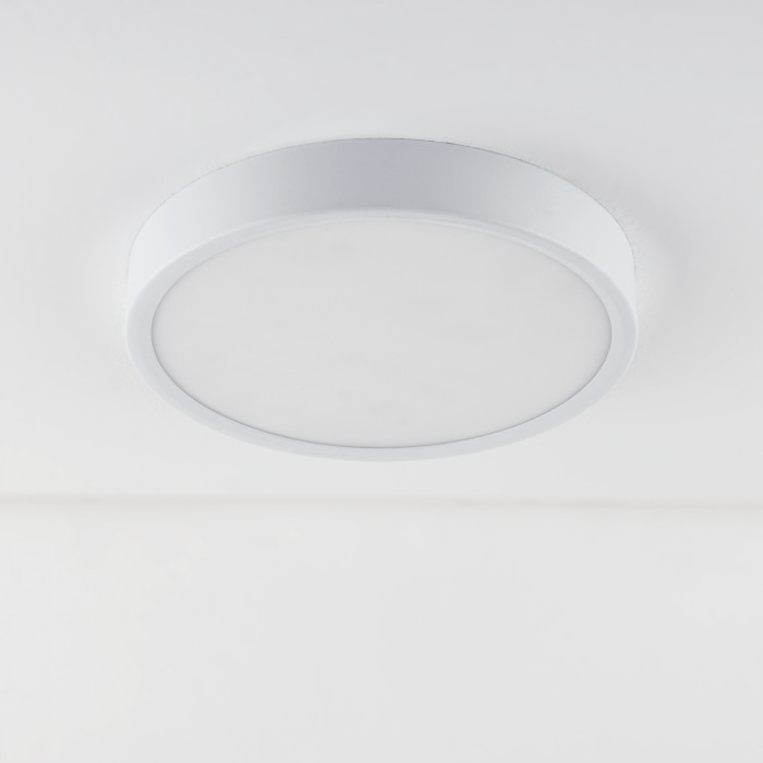 2Накладной потолочный светильник DLR034 18W 4200K Elektrostandart