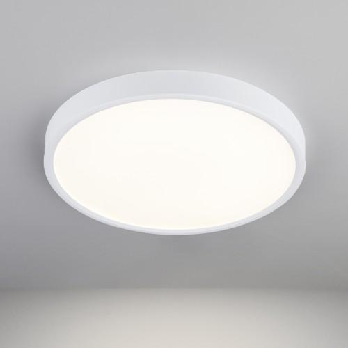 DLR034 24W 4200K Накладной потолочный светильник Электростандарт