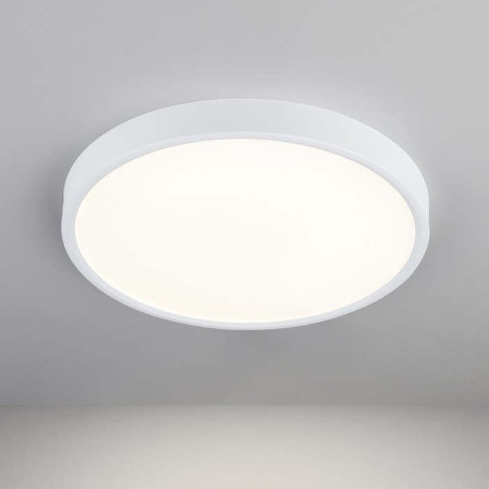 1Накладной потолочный светильник DLR034 24W 4200K Elektrostandart