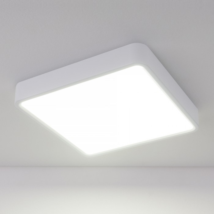 1Накладной потолочный светильник DLS034 24W 4200K Elektrostandart