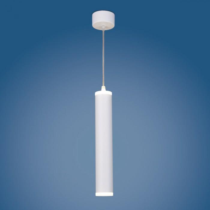 1Светильник DLR035 12W 4200K белый матовый