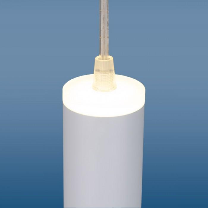 2Светильник DLR035 12W 4200K белый матовый