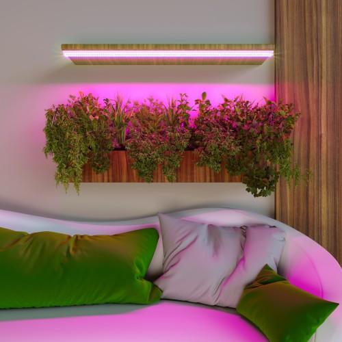 FT-003 Линейный светодиодный светильник для растений 120 см Электростандарт