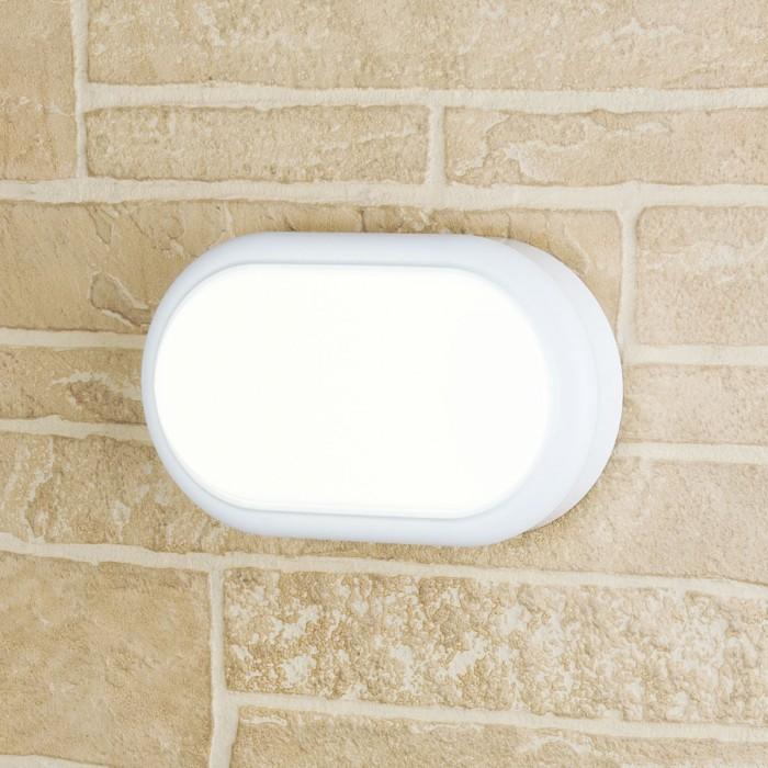 1LTB04 Forssa белый пылевлагозащищенный светодиодный светильник Электростандарт