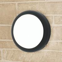LTB07 Imatra черный пылевлагозащищенный светодиодный светильник Электростандарт