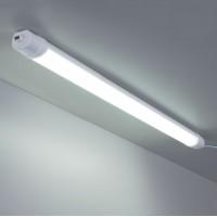 LTB34 LED Светильник 120 см 36Вт Connect белый пылевлагозащищенный светодиодный светильник Электростандарт