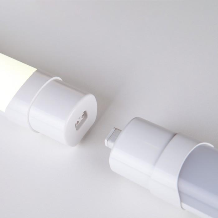 2LTB34 LED Светильник 120 см 36Вт Connect белый пылевлагозащищенный светодиодный светильник Электростандарт