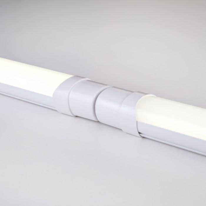 2LTB35 LED Светильник 60 см 18Вт Connect белый пылевлагозащищенный светодиодный светильник Электростандарт
