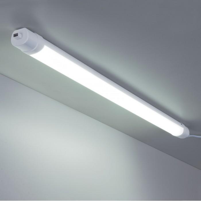 1LTB35 LED Светильник 60 см 18Вт Connect белый пылевлагозащищенный светодиодный светильник Электростандарт