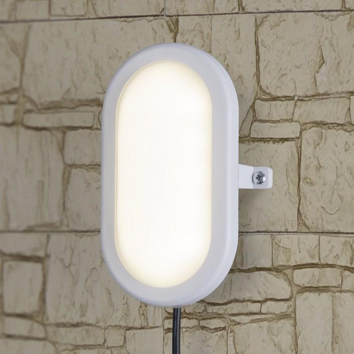 1LTB0102D 17см 6W пылевлагозащищенный светодиодный светильник Электростандарт