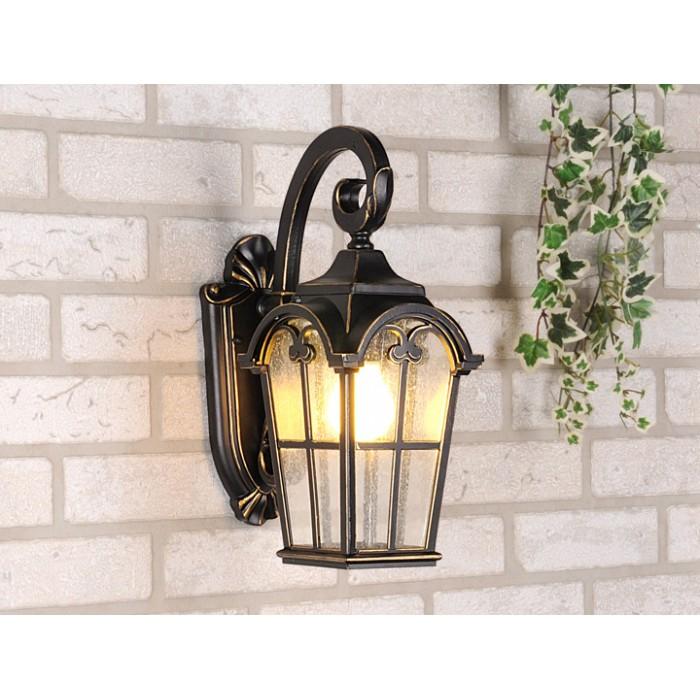 1Настенный уличный светильник Mira D Электростандарт