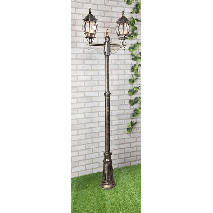 2Наземный уличный светильник NLG99HL004 на столбе