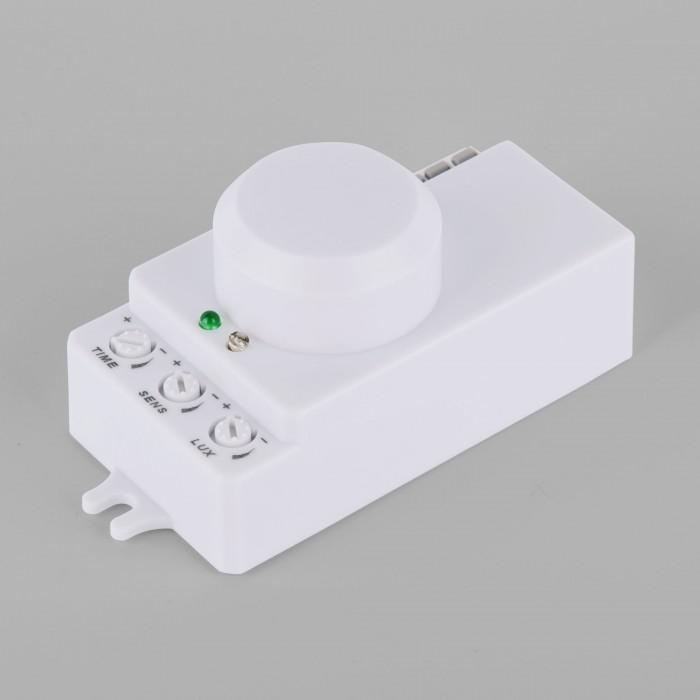 2SNS-M-13 Микроволновый датчик движения 10м 1200W 360° IP20 Белый Электростандарт