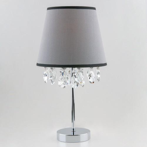 01036/1 EUROSVET Настольная лампа с хрусталем