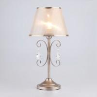 01051/1 EUROSVET Настольная лампа в классическом стиле